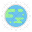 Earth Space Science Icon
