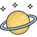 Earth Planet Science Icon