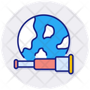 Earth Geo Geography Icon