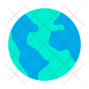 Earth Planet Planet World Icon