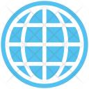 Earth Globe Global Icon