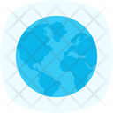Globe Internet Earth Icon