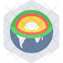 Earth Core Icon