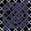 Earth Struture Core Icon