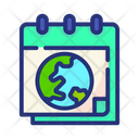 Earth Day Earth Ecology Icon