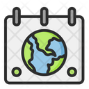 Planet Environment Ecology Icon