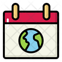 Earth Day Earth Save Earth Icon