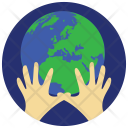 Earth Day World Icon