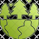 Earth Environment Icon