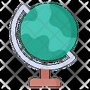 Earth Globe Globe Geographical Globe Icon