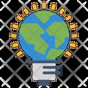Earth Idea Icon