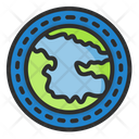 Earth Layer Icon