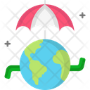 Earth Protection Icon