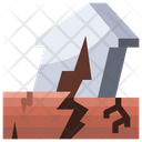 Earth Quake Natural Disaster Disaster Icon