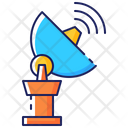 Earth station Icon