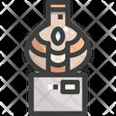 Earthenware Jar Pottery Icon