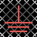 Earthing Icon
