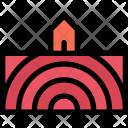Earthquake Weather Insurance Icon