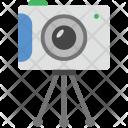Easel Camera Flash Icon