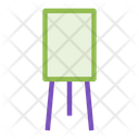 Easel stand Icon