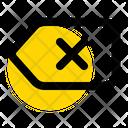 Easer Backward Button Icon