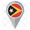 East Timor Flag Icon