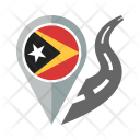 East Timor Flag Icon