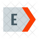 East direction Icon