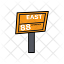 East Interstate Board Icon