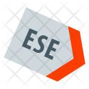 East south east direction Icon