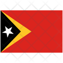 Flag Country East Timor Icon
