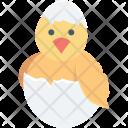 Easter Egg Hen Icon
