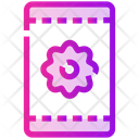 Spring Easter Flower Icon