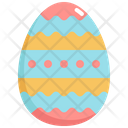 Egg Easter Day Icon