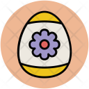 Easter Egg Paschal Icon