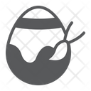 Easter Egg Paint Icon