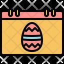 Easter Eggs Easter Egg Icon