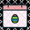Day Egg Festival Icon