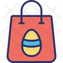 Easter bag Icon