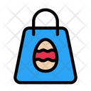 Bag Cart Easter Icon
