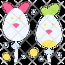 Easter Balloon Easter Balloon Icon