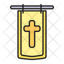 Easter Banner Icon