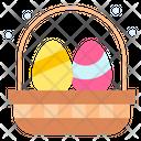 Easter Basket Easter Basket Icon