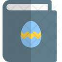 Book Easter Icon