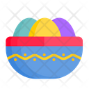 Bowl Easter Egg Icon