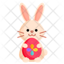 Easter Bunny Easter Bunny Icon