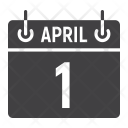 Easter Calendar Date Icon