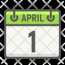Calendar Date Reminder Icon