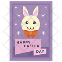 Easter Card Icon