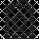 Card Egg Pass Icon